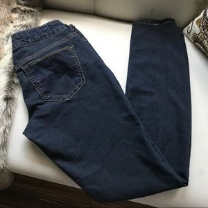 Indigo Rein  Skinny dark blue stretch jean